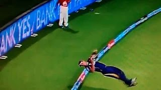 Unbelievable Catches || Incredible Cricket Players