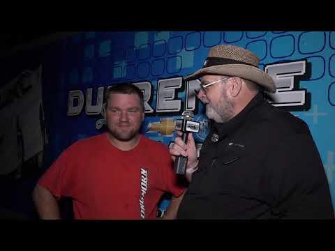 Durrence Layne Racing at North Alabama Speedway 10-5-19 Top 3 Interviews
