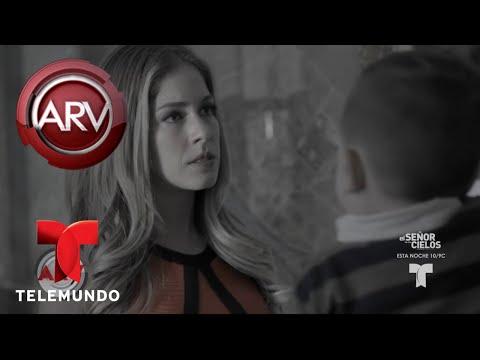 Alberto Guerra es El Chema en El Señor de los Cielos | Al Rojo Vivo | Telemundo
