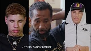 LaMelo Ball Thanks Lonzo Ball For EXPOSING Alan Foster STEALING From BBB & The Ball Family