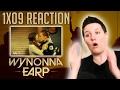 Natalie's reaction to Wynonna Earp 1x09