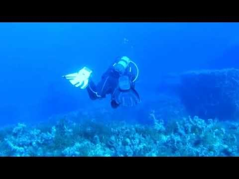 Diving in Gozo: Blue Hole 4k