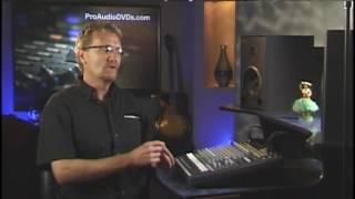 EQ Tips en Trucs op een Analoge Mackie Mixer