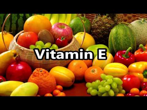 Vitamin E | Health Benefits, deficiency, dose and sources.
