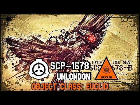 SCP-1678 Unlondon | euklid | historische scp / unterirdische Stadt scp