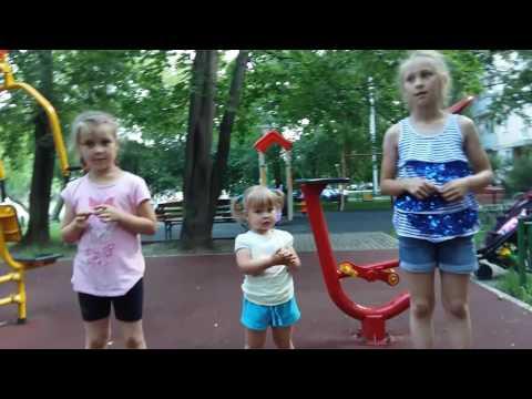 Микс– Зарядка для детей под музыку. Солнышко лучистое