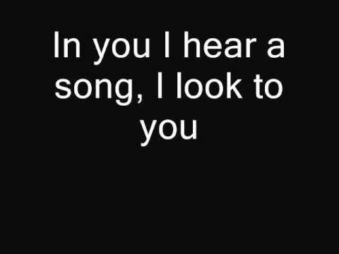 Copy of Whitney Houston - I look to you (Lyrics)
