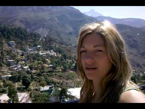 Mcleod Ganj in Dharamsala India