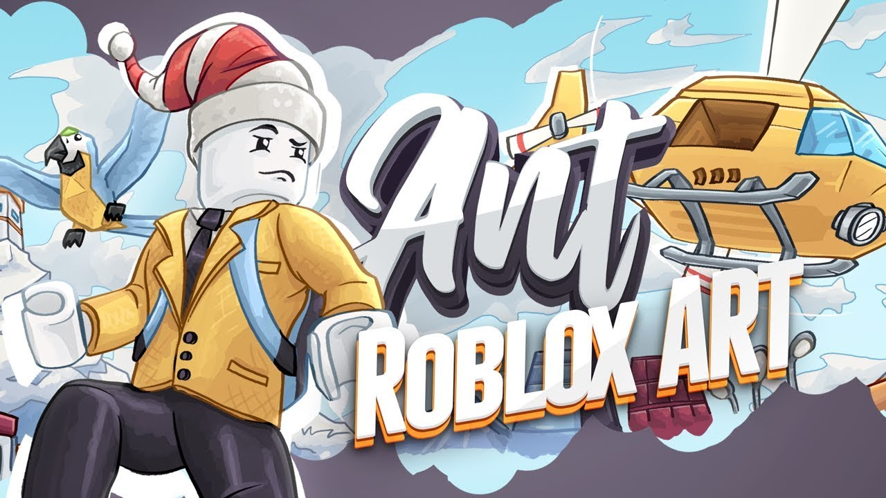 Gaming Roblox Youtube Channel Art