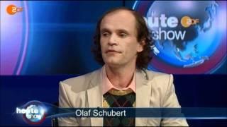 Heute Show - Deutschland vs. Türkei + Interview mit Olaf Schubert