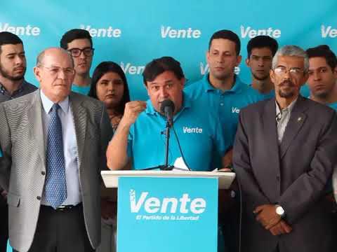 Vente Venezuela: Señores de la MUD, no confiamos en ustedes