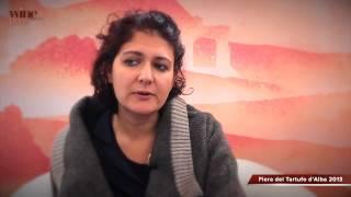 Alba Truffle Fair 2013 - Talk - Valeria Saracco