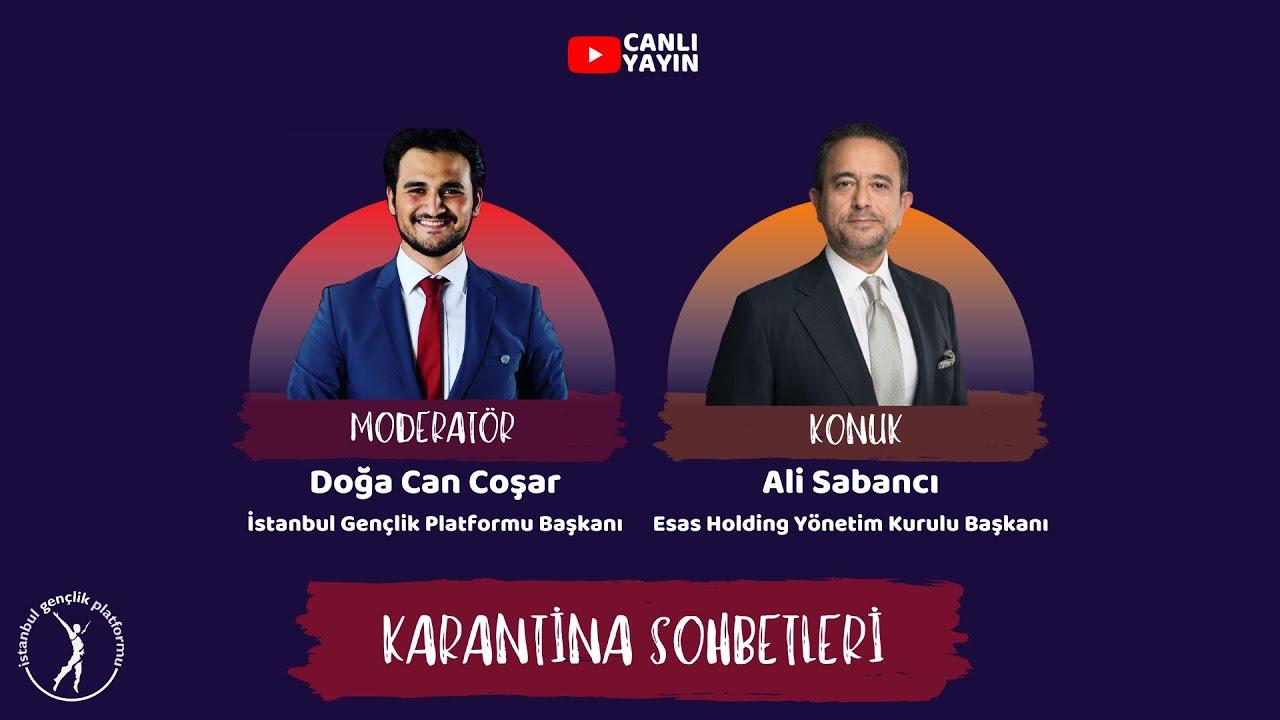Ali Sabancı I Esas Holding Yönetim Kurulu Başkanı