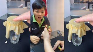 Funny Performing Chinese Magic Tricks !!!