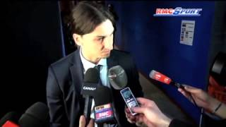 "Barcelone - PSG / Ibrahimovic: ""On a gagné le respect"" - 10/04"