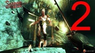 Shadow Warrior 2013 Прохождение игры. Часть 2. В погоне за голумом