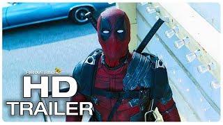 DEADPOOL 2 Wade Trolls DC And Marvel Trailer (2018) Superhero Movie Trailer HD