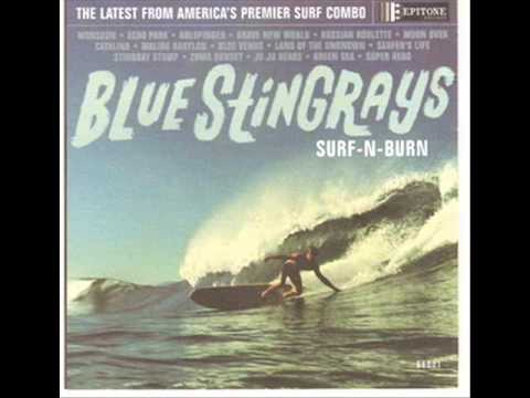 Blue Stingrays- Russian Roulette