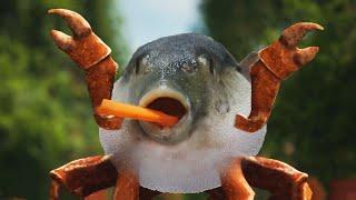 pufferfish-rave