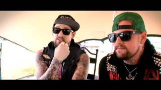 Good Charlotte Interview - V Festival 2011