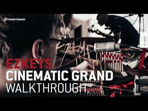 EZkeys Cinematic Grand – Walkthrough