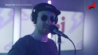 Meduza x Goodboyz - Piece of your heart | NRJ INSTANT LIVE Video