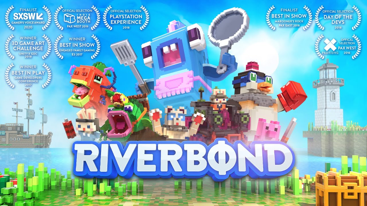 Launch Trailer για το Riverbond