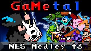NES Medley #3 - GaMetal (Patreon Special!)