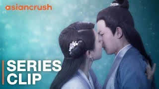 Her reincarnated ex-lover is jealous-of himself - Clip from -The Destiny of White Snake-
