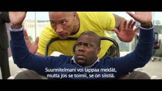Central Intelligence - Traileri (Universal Pictures)
