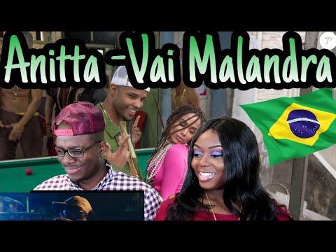 Anitta - Vai Malandra Reaction | Couple Reacts
