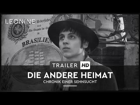 DIE ANDERE HEIMAT - CHRONIK EINER SEHNSUCHT Trailer mit Zitaten deutsch/german