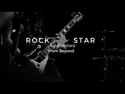 Rock Star Interviews from Beyond with Prince! Pt1