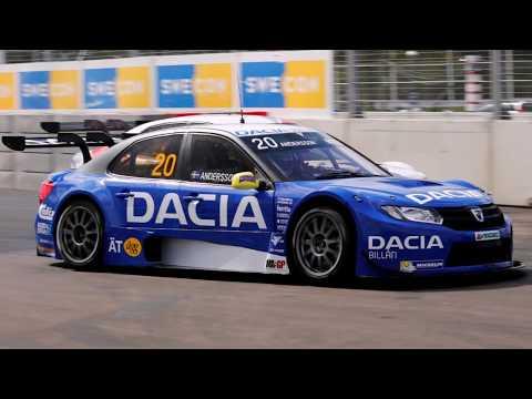 Dacia Logan STCC - Swedish Touring Car Championship 2013-2016