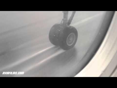 Dash 8 VERY HARD landing