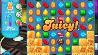 Candy Crush Saga SODA Level 1673 CE