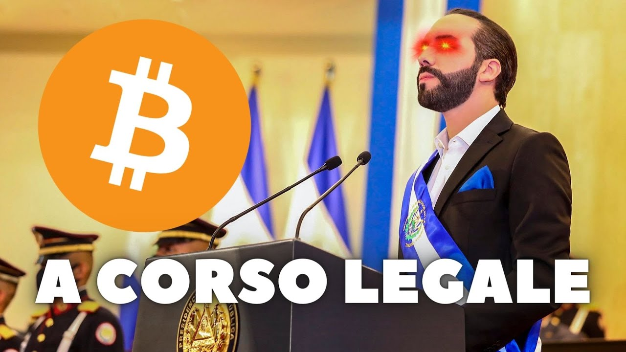 la legge del bitcoin