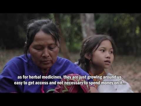 The Kheshorter: Indigenous Karen's Community Forest (English subtitle)