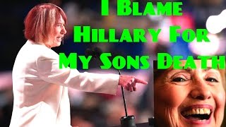 Hillary Falls Down After Mother of Benghazi Victim Gives Emotional Speech at RNC