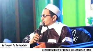 Ajib !!! Nada Tingginya Bikin Merinding - Habib Abdullah Bin Ali Bin Sholeh Al Atthas (MT.IRBA)