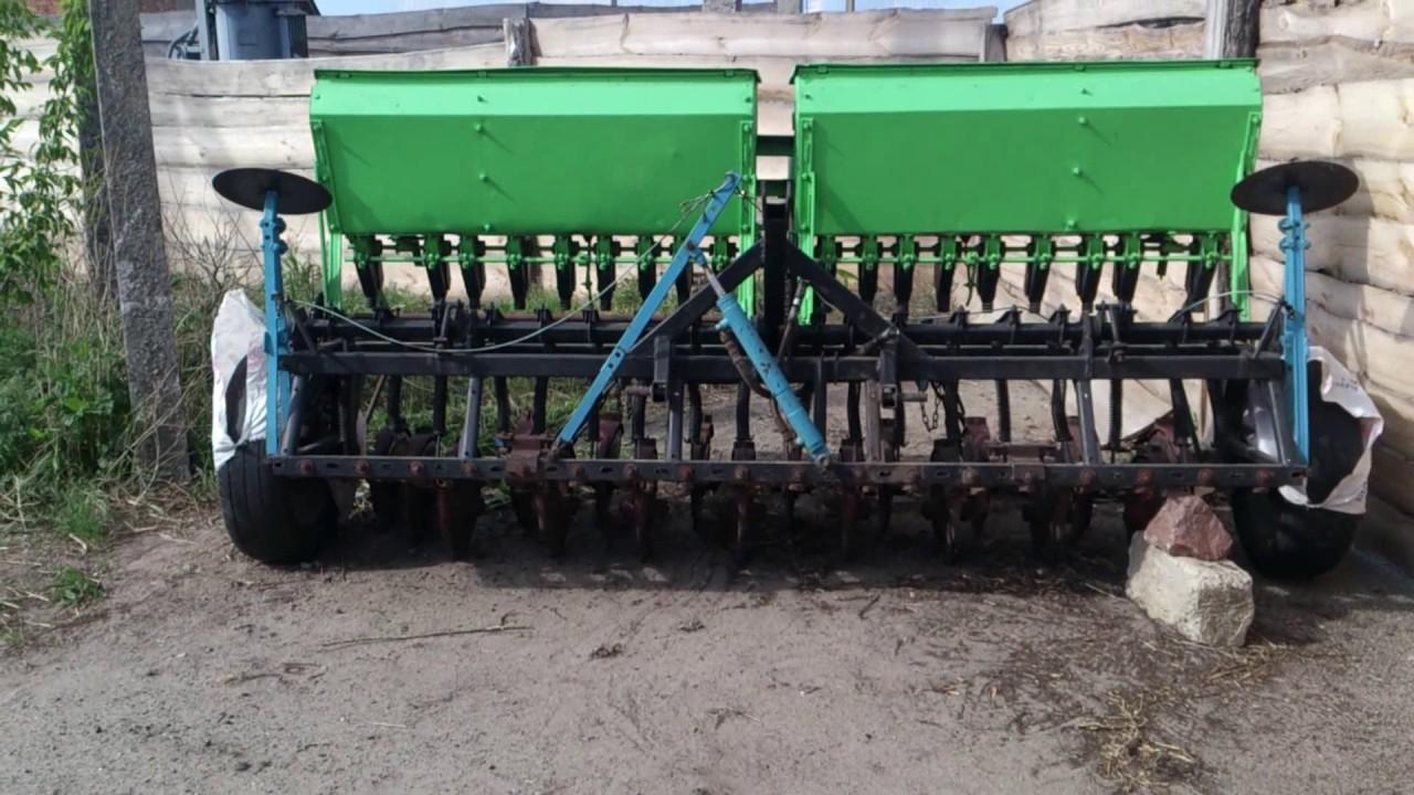 Сеялки зерновые / пневматические. Производитель: gaspardo. Технология обработки почвы: традиционная, no-till, min-till. Универсальная.