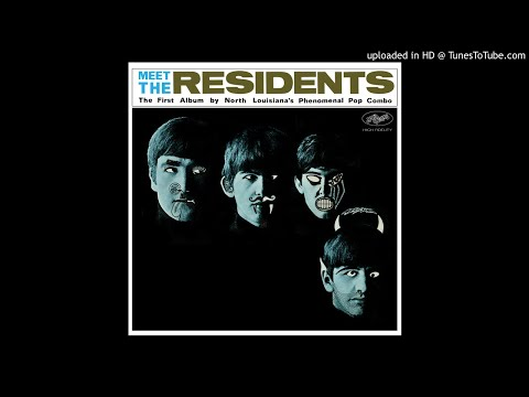 Meet The Residents (1st Pressing Vinyl Rip, Not My Rip, READ DESCRIPTION!) FLAC download included
