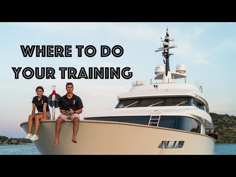 Super Yacht Crew Training | Where To Go