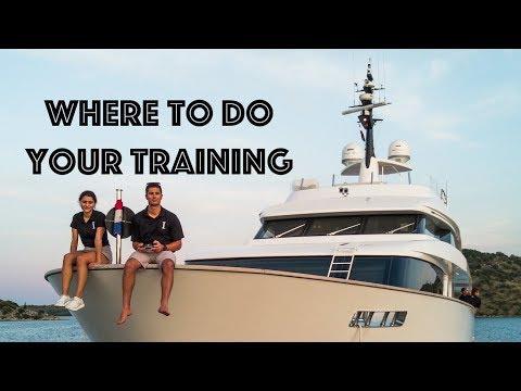 Super Yacht Crew Training | Where To Go