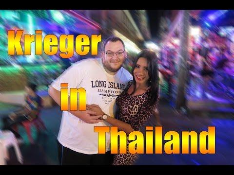 Krieger in Thailand auf Phuket 2016 | Monkey Hill | Bangla Street | My Lucky Day