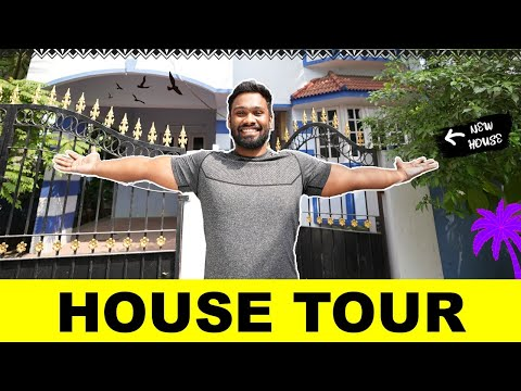 House Tour | Eruma Saani | Vijay Viruz