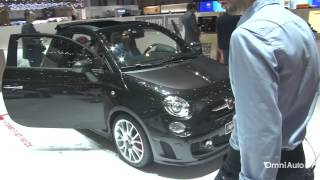 Abarth 695 Scorpione 2014 Videos