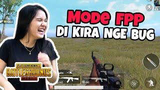 AKIBAT NGAJAK PACAR DI MODE FPP !! BIKIN PUASA BATAL !!! - Pubg Mobile Indonesia