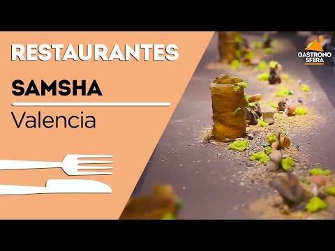 Restaurante Samsha - Valencia