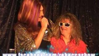 Transformiste drag queen Rebecca Show au Gd